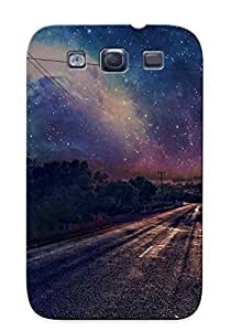 Forever Collectibles Nebula Covered Night Sky Hard Snap-on For Case Samsung Galaxy S4 I9500 Cover With Design Made As Christmas's Gift