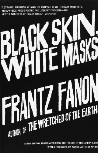 black skin white masks summary