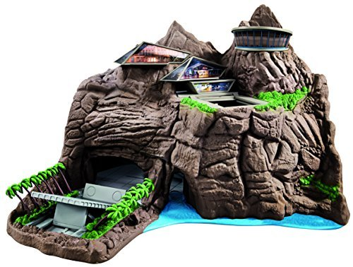 Thunderbirds Interactive Tracy Island Playset by Thunderbirds