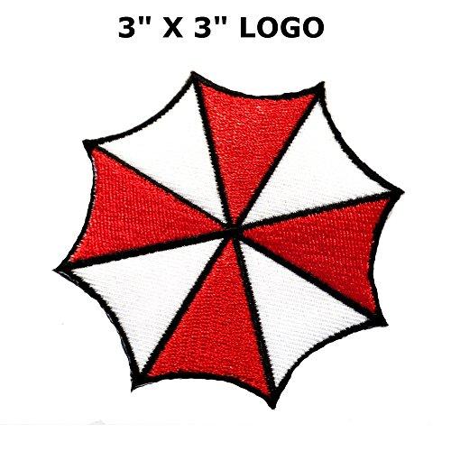 J&C Resident Evil Umbrella Corporation Logo 3