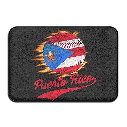 Pillow Hats Puerto Rico Baseball Ball Flag Puerto Rican Non