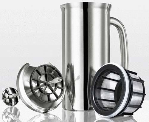 Espro 1032C French Press, 32 oz, Stainless Steel