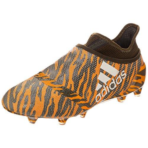 adidas X 17+ FG, Scarpe da Calcio Uomo Arancione (Borang/Talc/Traoli Borang/Talc/Traoli)