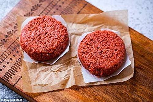 Beyond Meat Burger | Hamburguesa 100% Vegetals | Base de Planta ...