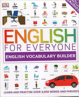 English for Everyone English Vocabulary Builder: Amazon co uk: DK