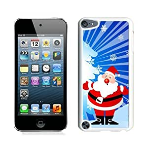 Personalization Santa Claus White iPod Touch 5 Case 35 by lolosakes