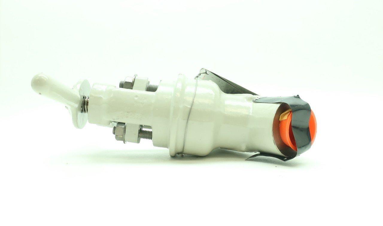 KEROTEST WPSC-20608G Manual Socket Weld 600 1IN Globe Valve D626340