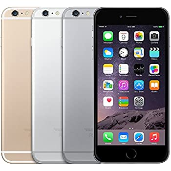 apple iphone 6 plus gsm unlocked 16gb space gray certified refurbished cell. Black Bedroom Furniture Sets. Home Design Ideas