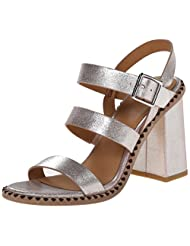 Marc by Marc Jacobs Women's Blush Chunky Heel Dress Sandal