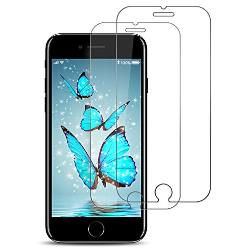 Touch 3g Screen Protector - Bangbreak (2 pack) Compatible iPhone 8/7/6s Tempered Glass Screen Protector. 9H hardness 3D Touch Compatible Best Glass for Your best phone