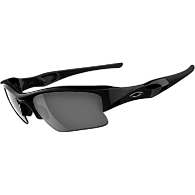 dcdda27e446 Image Unavailable. Image not available for. Color  Oakley Flak Jacket XLJ  Sunglasses ...