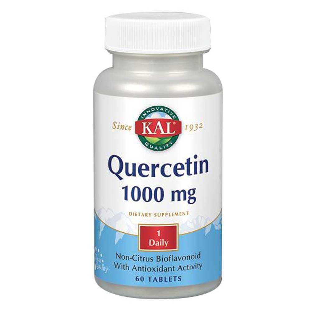 Quercetin 1000mg – 60 Tablets