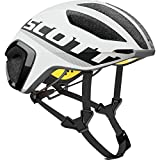 Scott Cadence PLUS Bike Helmet – White/Black Large Review