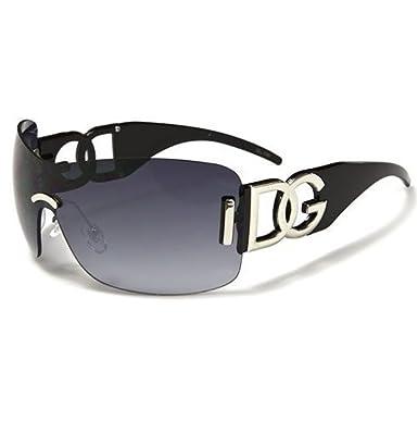 DG Eyewear - Lunette de soleil - Femme Noir mnrWKoB
