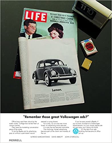 Book Remember those great Volkswagen ads?
