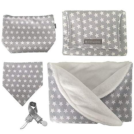 Mimuselina Pack Téxtil Bebé   Pack Regalo para Bebés ...