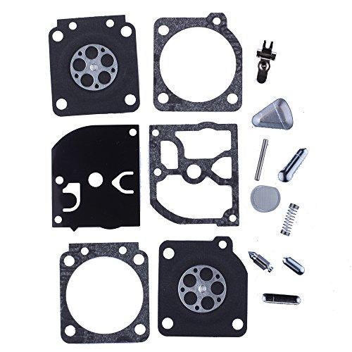 HIPA Carburetor Repair Kit for STIHL MS192T MS192C 020 MS200 Chainsaw # C1Q-S32 C1Q-S61 C1Q-S103 C1Q-S104 C1Q-S124 (Stihl Ms200 Carburetor compare prices)