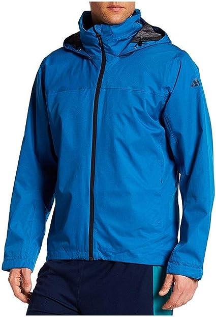 adidas climaproof jacket solid color herren outdoor jacke