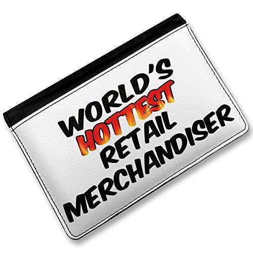 Merchandiser Case (RFID Passport Holder Worlds hottest Retail Merchandiser, Cover Case / Wallet)