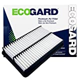 ECOGARD XA6280 Premium Engine Air Filter Fits Mazda 3, CX-5, 6, 3 Sport