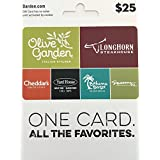 Darden Restaurants Gift Card $25