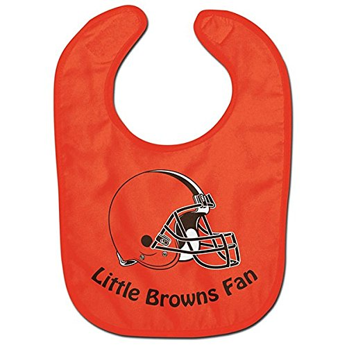 NFL Cleveland Browns WCRA2047515 All Pro Baby Bib