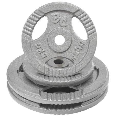 Hantelscheiben Guss-Gripper 30 31mm - 30 Set Kg Hantelscheiben Set 30 b21407