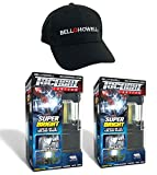 Bell + Howell 2-Pack TACLIGHT Lantern with Cap, Collapsible As Seen On TV