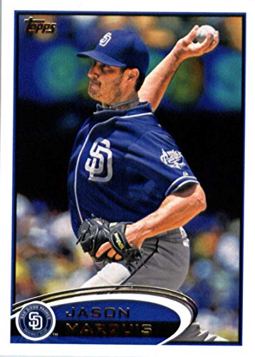 - 2012 Topps Update #US254 Jason Marquis Padres MLB Baseball Card NM-MT