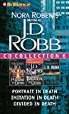 img - for J. D. Robb CD Collection 6: Portrait in Death, Imitation in Death, Divided in Death (In Death Series) book / textbook / text book