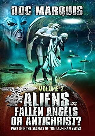 Aliens are fallen angels video