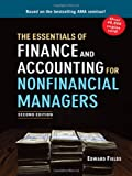 The Essentials of Finance and Accounting for Nonfinancial Managers, Edward Fields, 0814416241
