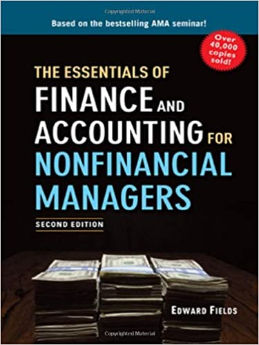 The essentials of finance and accounting for nonfinancial managers the essentials of finance and accounting for nonfinancial managers 2nd edition fandeluxe Images