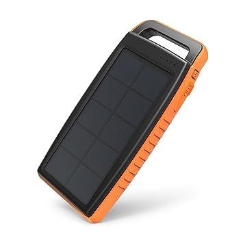 chargeur solaire portable de 15000mah ravpower
