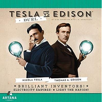 Tesla vs Edison: Duel: Toys & Games