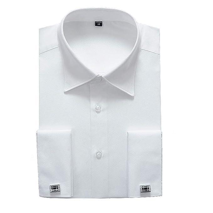 Amazon.com: Alimens & Gentle camisas de vestir de corte ...