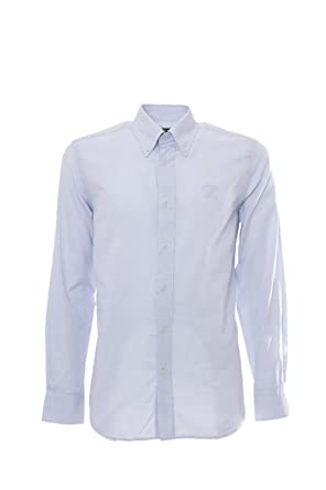 Beverly Hills Polo Club - Homme Chemise Regular Fit Manches Longues RZucik