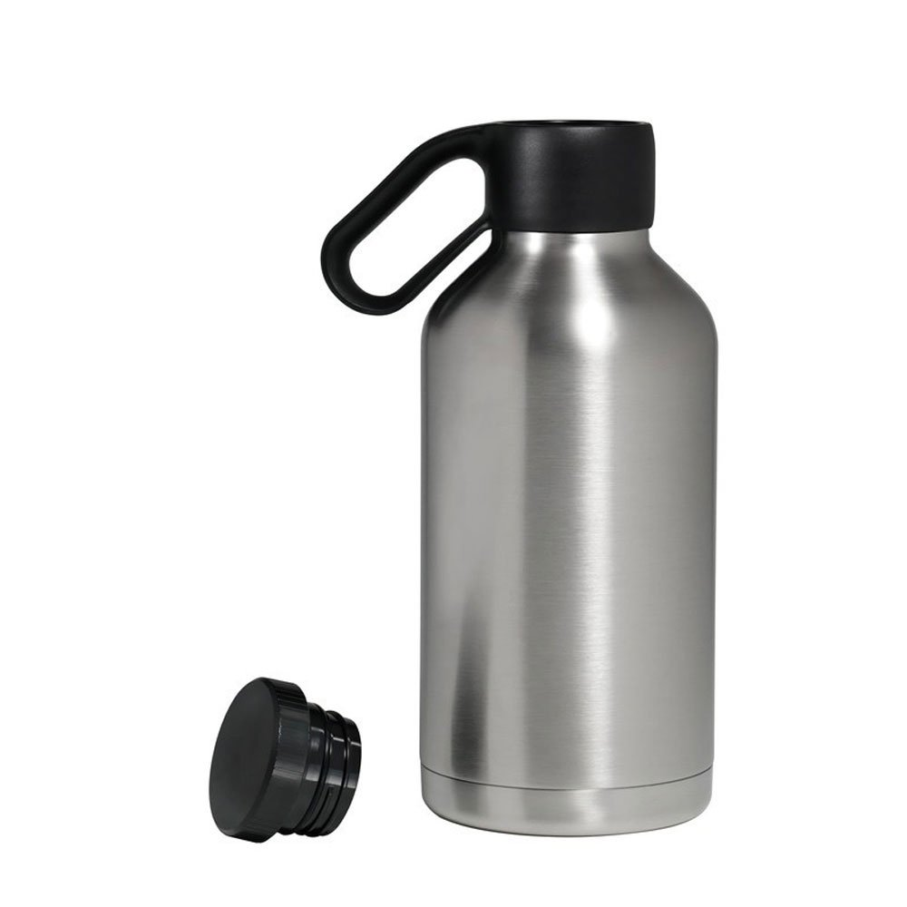Rabbit R5-01701 Insulated Beverage Growler Stainless Steel