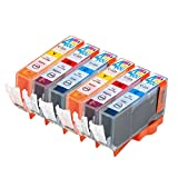 - Compatible Ink Cartridges for Canon CLI-221 CLI-221C CLI-221M CLI-221Y Inkjet Cartridge Compatible With Canon PIXMA IP3600 PIXMA IP4600 PIXMA IP4700 PIXMA MP540 PIXMA MP560 PIXMA MP620 PIXMA MP620B PIXMA MP640 PIXMA MP640R PIXMA MP980 PIXMA MP990 PIXMA by Ink & Toner 4 You