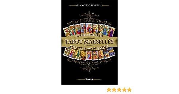 Tarot marsellés: curso completo con mazo de cartas (Spanish Edition): Francisco Stiglich: 9789877182835: Amazon.com: Books