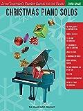 Best Third Grade Books - Christmas Piano Solos - Third Grade (Book Only): Review
