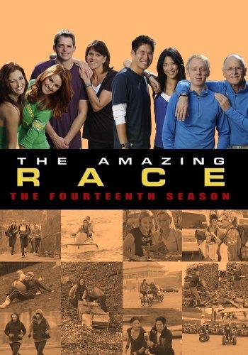 amazing race season 14 - 2