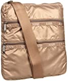 LeSportsac Madison Cross Body,Bronze Lightning,One Size, Bags Central