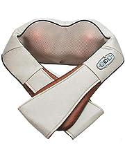 جهاز تدليك الجسم مثبت الرقبة والكتف من اليكتريك شياتسو مع العناية بالصحة الحرارية