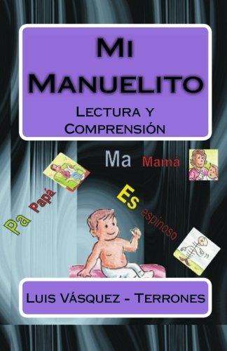 Book: Mi Manuelito - Lectura y Comprensión by Luis Vásquez Terrones