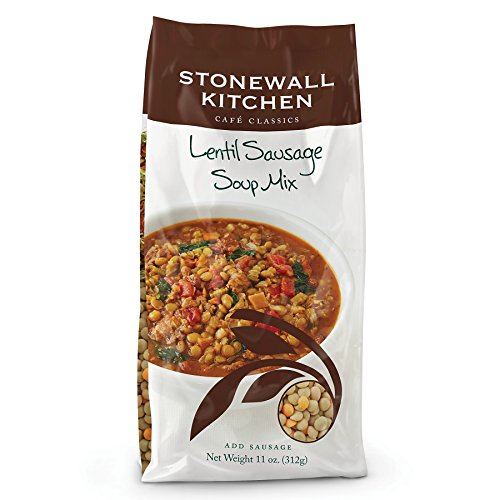 Stonewall Kitchen Lentil Sausage Soup Mix