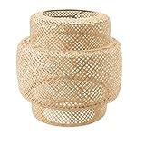 Ikea SINNERLIG Pendant lamp, bamboo 1628.5172.142
