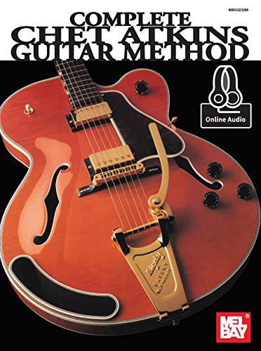 - Complete Chet Atkins Guitar Method