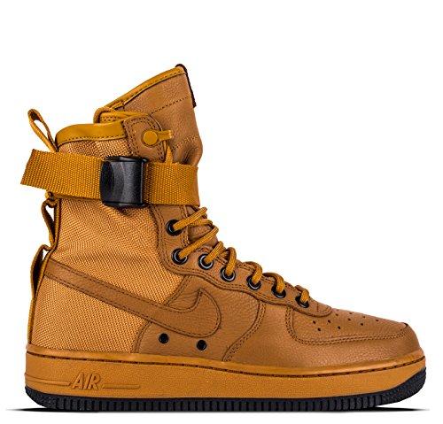 Nike Mujeres Special Field Air Force 857872-700 Desert Ocher Negro