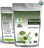 Cheap Organic Moringa Powder 16 Ounces (1 Pound) – USDA Certified Organic, Premium Powder – Tender Leaves for High Potent – Way4Organic